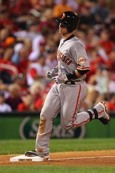 NL MVP: Buster Posey, San Francisco Giants