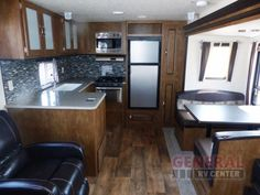 New 2018 Forest River RV Wildwood Travel Trailer at General RV Forest River Rv, Cargo Trailers, Rv Living, Recreational Vehicles, Floor Plans, Flooring, Travel, Home, Viajes
