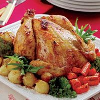 See How to Make Simple Roast Chicken