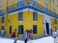 Empedrado y Mercaderes, Old Havana,
