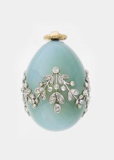Fabergé Eggs | Tempo da Delicadeza
