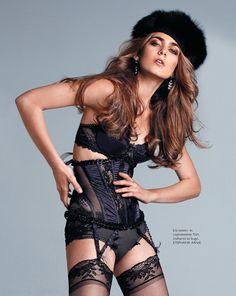 Elite Magazine – Lace Boudoir, November 2010