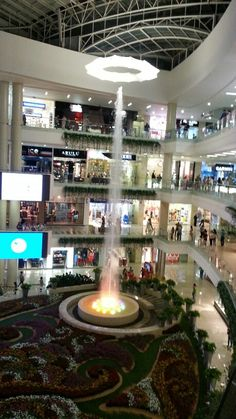 Centro Comercial Santa Fe - Medellin.