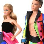Moschino Gives A Red Carpet Look To Barbie And Ken
