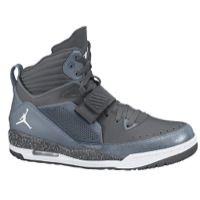 flight Jordan Shoes For Men, Newest Jordans, Foot Locker, Grey And White, Dark Grey, New Shoes, Air Jordans, Sneakers Nike, Mens Fashion