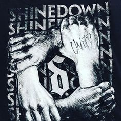 #Repost #Shinedown: @thebrentsmith LONDON ENGLAND!!!!!!!!!! BIG ROCK SHOW TONIGHT!!! @theo2london with the legendary @ironmaiden @shinedown #ironmaiden #bookofsoulsworldtour #2017 #london   Barry Kerch Brent Smith Eric Bass Shinedown Shinedown Nation Shinedowns Nation Zach Myers