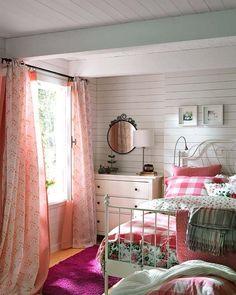 Auxiliares para un dormitorio romántico
