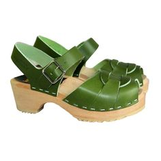 Swedish Hasbeens, sandalias zuecos para niñas, calzado infantil de verano de Swedish Hasbeens > Minimoda.es
