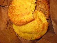 Sencillas galletas de harina de maíz