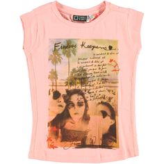T-Shirt Apricoth Blush | Tumble n Dry | Daan en Lotje https://daanenlotje.com/kids/meisjes/tumble-and-dry-t-shirt-apricot-blush-001183