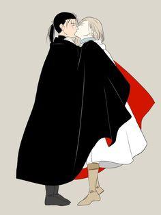 The HEROIC  LEGENDary Kiss of ARSLAN Senki Main Characters, Arslan Senki fanart