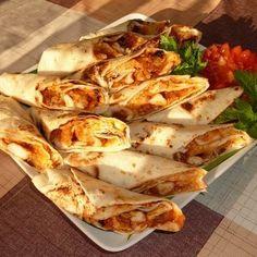 Tortilla Burrito, Taco Pizza, Paleo, Quesadilla, Enchiladas, Barbecue, Hamburger, Food Porn, Food And Drink