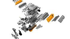 the 2015 Dodge Challenger SRT Hellcat engine...600+ horsepower