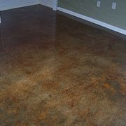 Many people are opting out of carpet for their homes and choosing to acid stain their concrete floors instead. Not only does this help reduce allergens in the home, but acid stained concrete is very beautiful, resembling a marble finish, if done correctly. This article will show you how to achieve this look in very little time. Acid staining new...