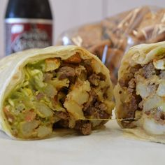 The 12 best California burritos, ranked by San Diego surfers