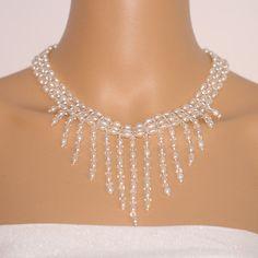 Boda de collar de perlas collar nupcial de la perla por PearlOnly