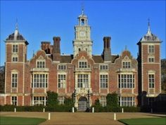Blickling Hall is a stately home in Norfolk, England. The Boleyn family owned the original hall from 1499 until 1505. It is thought that Mary Anne and George were born at Blickling. Unfortunately, nothing remains of the Tudor home.