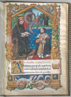 This is the only extant fully illuminated Book of Hours made for King Francis I (1494–1547, ruled from 1515).The eighteen illuminations in this devotional book feature the Gospels and various scenes from the lives of Christ and Mary