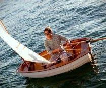 HECK YES! DIY Sailboat Kit by Balmain Boat Company