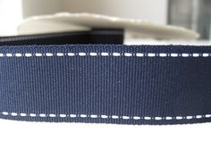 Image result for grey saddle stitch on blue