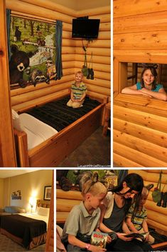 Great Wolf Lodge KidCabin Suite is the perfect family getaway! See all the details and what to expect. (hosted)
