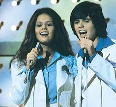 Donny and marie.I used to love watching Donny & Marie.Please check out my website thanks. www.photopix.co.nz