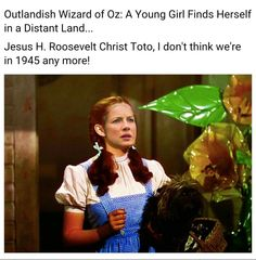 An Outlandish Wizard of Oz by Betty Server Slide 2 of 16