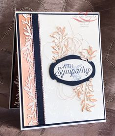 Tracie StLouis Ottawa Stampin' Up! Everything's Rosie, Stampin Up Catalog, Stamping Up Cards, Get Well Cards, Tampons, Card Sketches, Sympathy Cards, Paper Cards, Flower Cards
