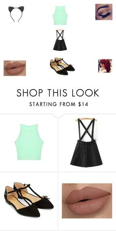 """""""A date"""" by jayy-bear-83 on Polyvore featuring Accessorize and Cara"""