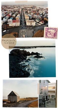 Reykjavik wanderlust