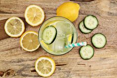 Just in Time for Summer: 15 Refreshing Gin Cocktails via Brit + Co