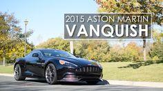 2015 Aston Martin Vanquish | Driving Review | Morrie's Luxury Auto