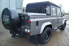 Land Rover Defender 110 Double Cab Soft Top