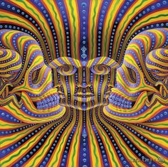 Bardo Being - Alex Grey