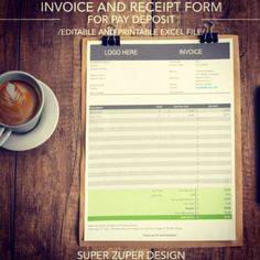 There is available an Invoice/Receipt sheet for businesses to instant download, edit and print them. etsy.com/listing/261437488 #etsyshop #etsy #business #invoiceform #excel #instant #download #discount #follow @etsyhunter @etsymgr @etsy @etsyuk