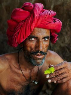 Nomad, India, by Steve McCurry. (via stevemccurry.com)