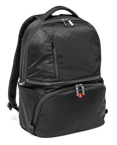 Amazon.com : Manfrotto MB MA-BP-A2 Advanced Active Backpack II (Black) : Photographic Equipment Bags : Camera & Photo