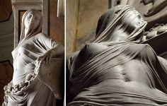 """""""Modéstia"""" estatuas com véu - Pesquisa Google"""