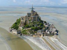 Mont Saint Michel (Manche-FR) by levaletfrancois, via Flickr