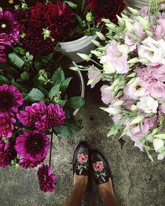 Happy feet. 🌹