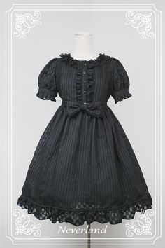 Colorful Waffle OP Style 2 - $72.99 : Soufflesong,An Indie Lolita Fashion ,Gothic Vintage Brand