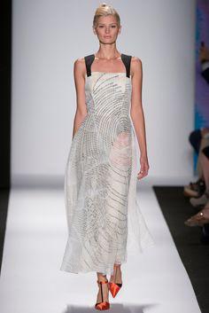 Carolina Herrera Spring 2014 Ready-to-Wear Fashion Show