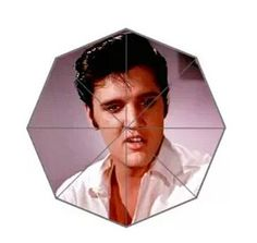 Custom Elvis Presley Auto Foldable Umbrella Windproof Travel Umbrella *** Check this awesome product by going to the link at the image. (Note:Amazon affiliate link)