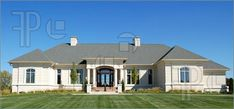ADOBE RANCH STYLE HOUSE PLANS | Home Building Designs