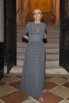 10/ Vogue Italia's Franca Sozzani