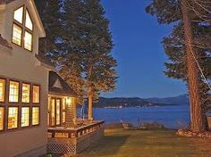 Live in a house by the water...  Thank you, Richard <3
