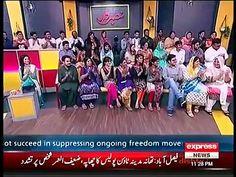 Khabardar with Aftab Iqbal 26 August 2016 _ Express News