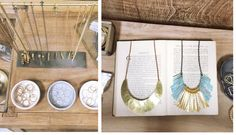 Love all of this gorgeous #jewelry from T.Madison #boutique!