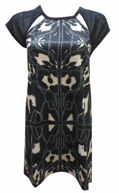SPICY SUGAR BLACK & NATURAL PRINT SHORT DRESS - $50  boutiq.com.au Nature Prints, Printed Shorts, All Things, Spicy, Short Dresses, Sugar, Natural, Swimwear, Black