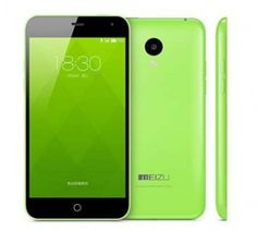 Meizu Meilan use 5.0 inch Corning Gorilla Glass 3 screen, installed Flyme 4 OS, 1GB RAM + 8GB ROM with MT6732 quad core 1.5GHz processor, has 5MP front + 13MP rear double camera.